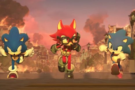 Sega Reveals New Sonic Forces Gameplay Footage Before November Release