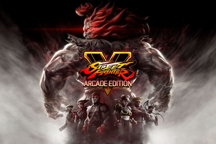 Street Fighter V Arcade Edition - Gamers Heroes