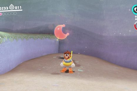 Super Mario Odyssey Lake Kingdom Power Moon Location Guide