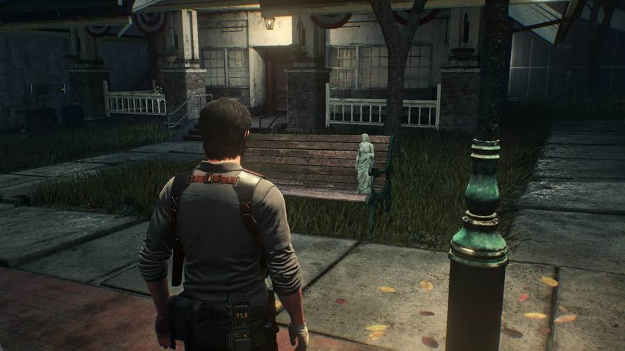 The Evil Within 2 Locker Key Location Guide