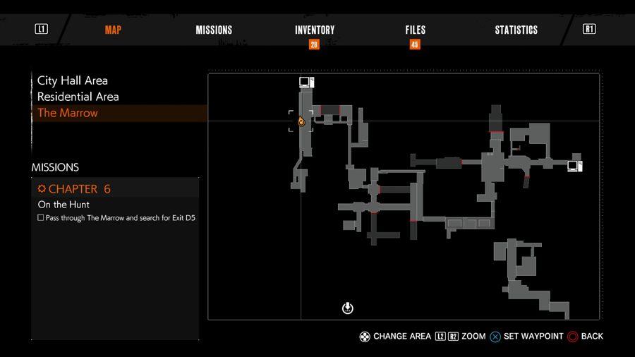 The Evil Within 2 Locker key 12