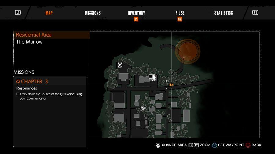 The Evil Within 2 Locker key 6