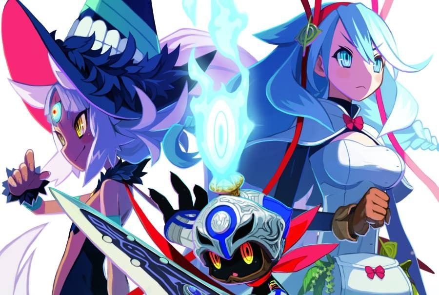 The Witch and the Hundred Knight 2 - Gamers Heroes