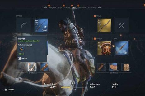 Where To Find Crafting Materials In Assassins Creed Origins