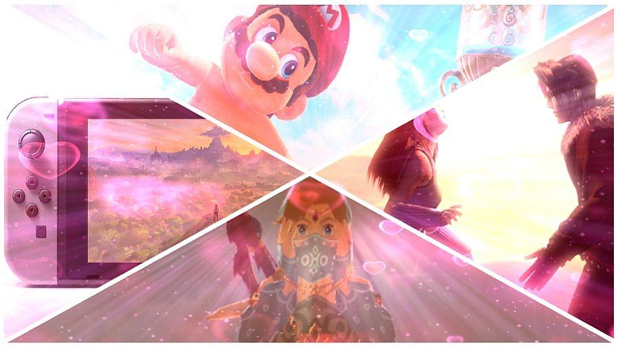 Nintendo Switch: Final Fantasy VIII Odyssey