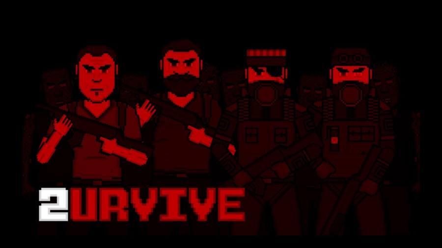 2URVIVE - Gamers Heroes