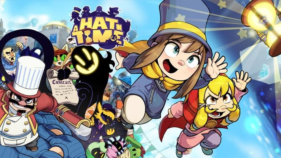 A Hat in Time - Gamers Heroes