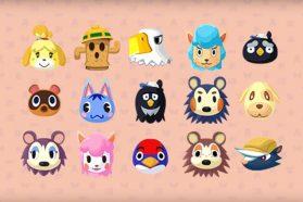 Animal Crossing Pocket Camp Animal List