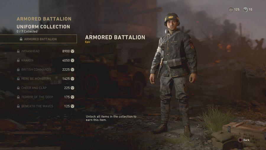 Armored Battalion