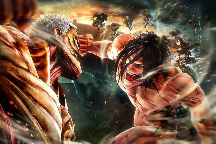 Attack on Titan 2 - Gamers Heroes