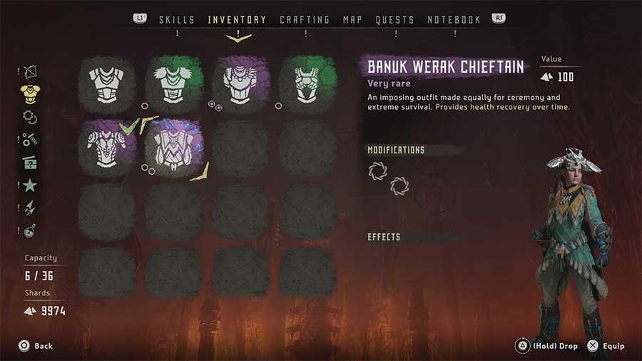 Banuk Werak Chieftain