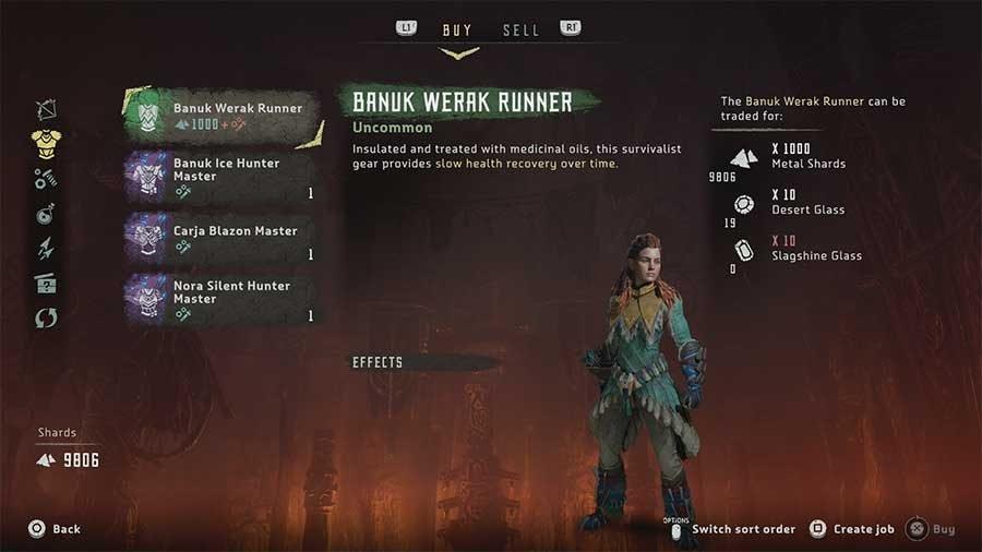 Banuk Werak Runner