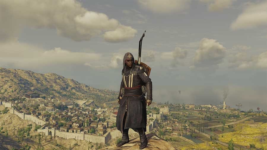 Best Outfits In Assassins Creed Origins - Aguilar's Outfit
