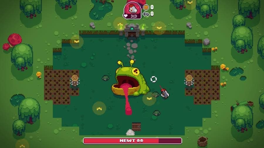 Blazing Beaks - Gamers Heroes