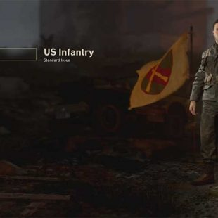 Call Of Duty: WWII Uniforms Guide