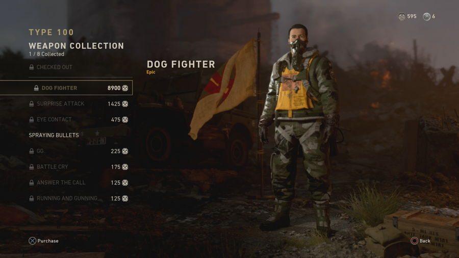Dog Fighter
