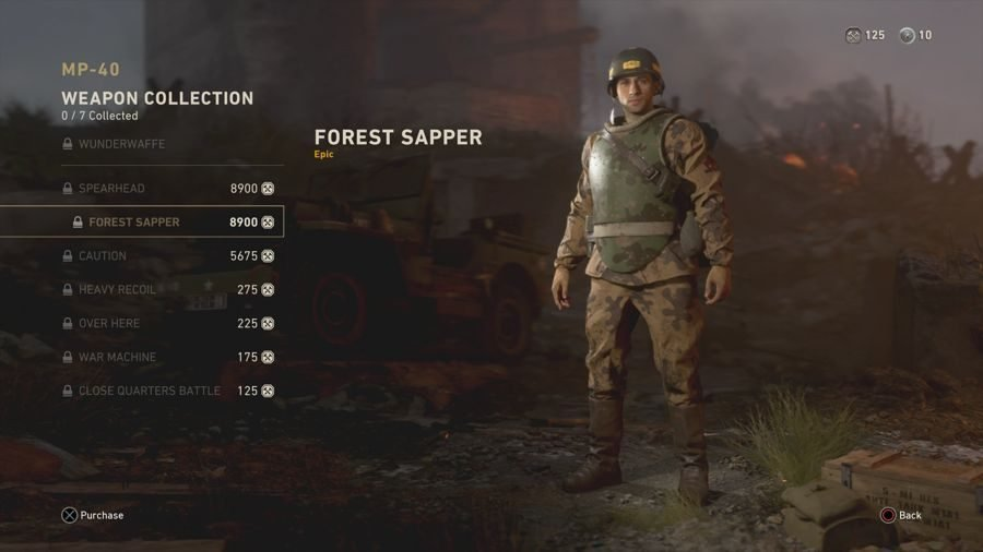 Forest Sapper