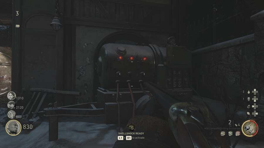 Gas Tank ww2 Zombies