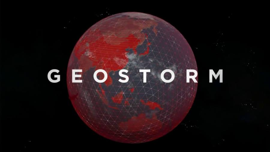 Geostorm Review - Gamers Heroes