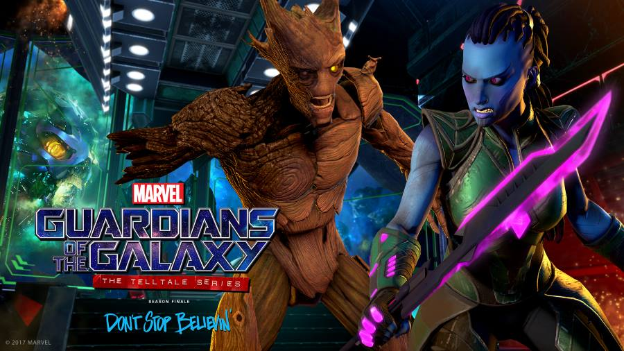Guardians of the Galaxy - Gamers Heroes