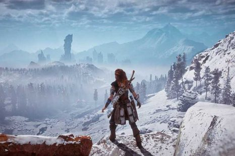 Horizon Zero Dawn Frozen Wilds Errands Guide
