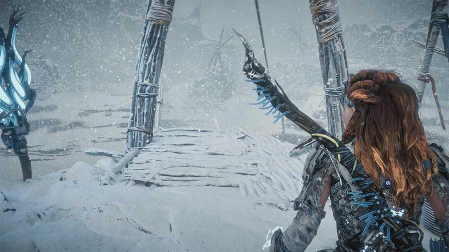 Horizon Zero Dawn Frozen Wilds Hunting Trial Guide