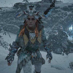 Horizon Zero Dawn Frozen Wilds Outfits Guide