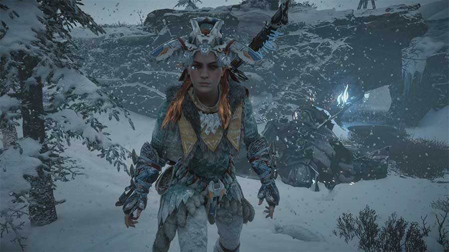 Horizon Zero Dawn Frozen Wilds Outfits Guide