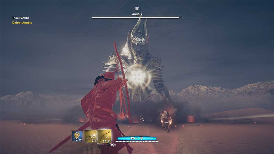 How To Defeat Anubis In Assassins Creed Origins