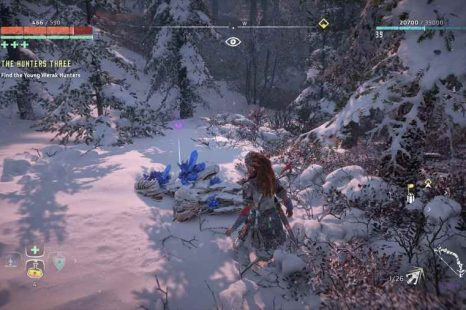 How To Get Bluegleam In Horizon Zero Dawn: The Frozen Wilds