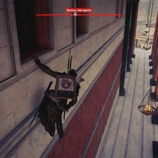 How To Get Into The Akropolis In Assassins Creed Origins