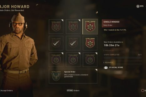 How To Get Social Score Points In Call Of Duty: WWII
