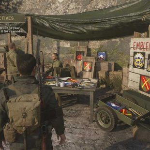 How To Make Your Own Emblems In Call Of Duty: WWII