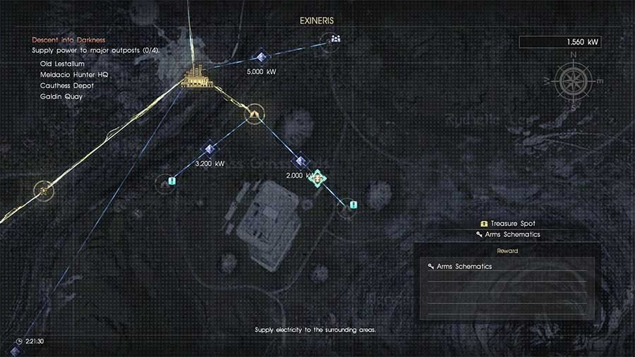 How To Unlock More Weapons In Final Fantasy XV Comrades Location