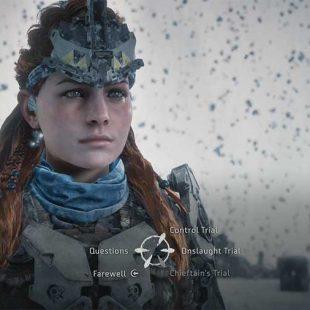 How To Unlock The Hunting Ground In Horizon Zero Dawn Frozen Wilds