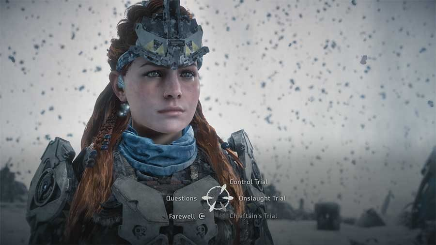 How To Unlock The Hunting Ground In Horizon Zero Dawn Frozen Wilds