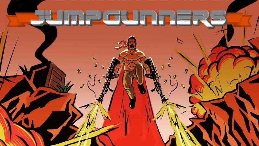 Jump Gunners - Gamers Heroes
