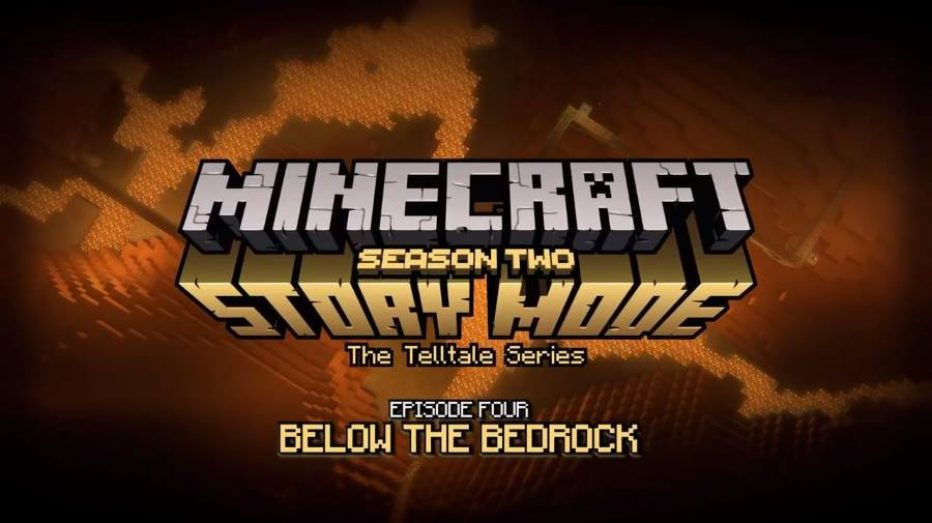 Minecraft: Story Mode Season Two Episode Four Review