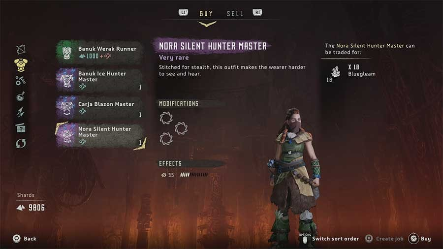 Nora Silent Hunter Master