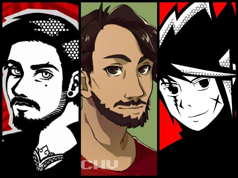 Persona 5 Commission Artists - Gamers Heroes