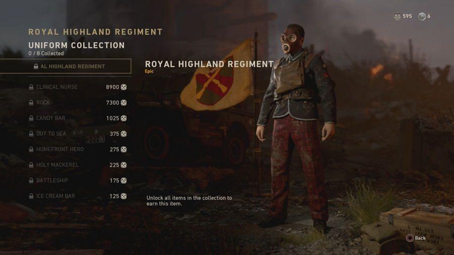 Royal Highland Regiment
