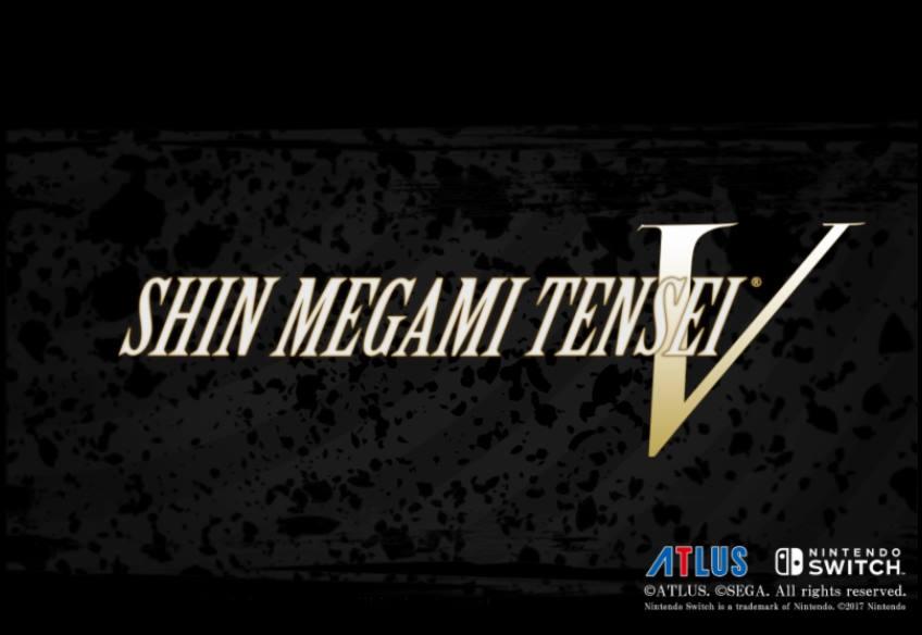 Shin Megami Tensei V - Gamers Heroes