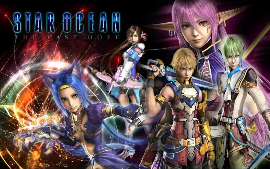 Image result for star ocean the last hope