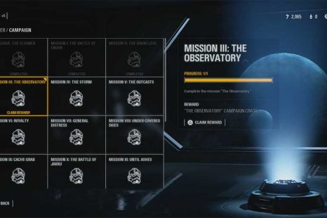 Star Wars Battlefront 2: What's In The Observatory Campaign Crate