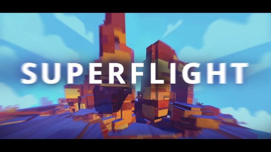 Superflight - Gamers Heroes