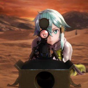Sword Art Online: Fatal Bullet Pre-Order Bonuses, Opening Cinematic Revealed