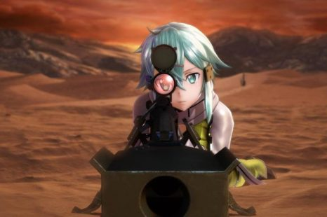 Sword Art Online: Fatal Bullet Multiplayer Modes Detailed