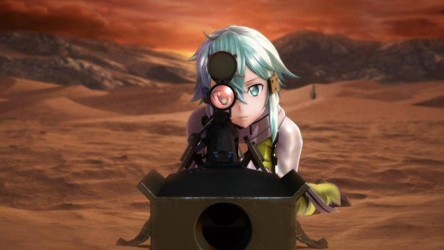 Sword Art Online Fatal Bullet - Gamers Heroes
