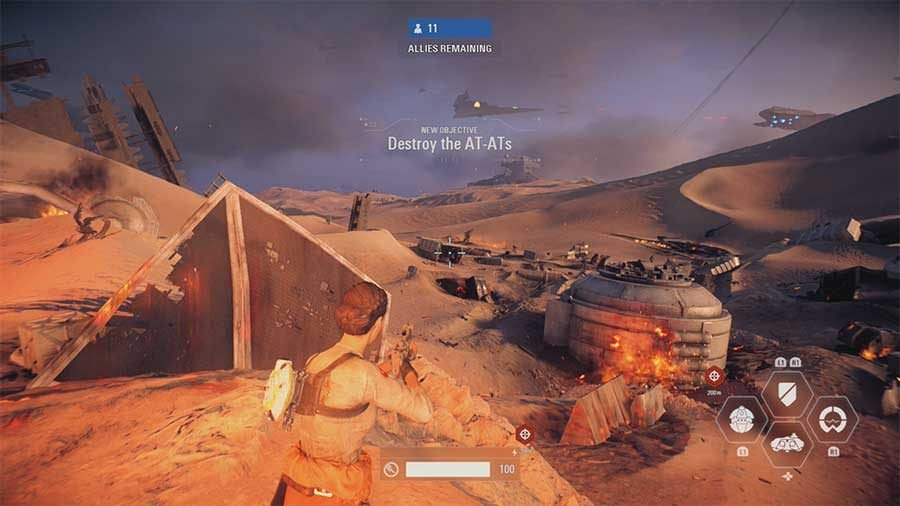 The Battle Of Jakku Hidden Item Collectible #1