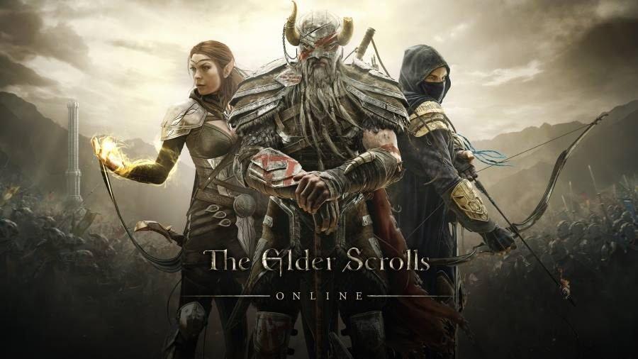 The Elder Scrolls Online - Gamers Heroes